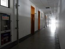 教室前の廊下