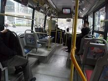 午後からはバスに乗って、5/9/163のバスルート調査へ