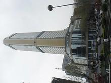 新街口の高層ビル