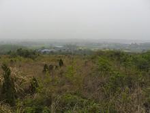 銅山南東側の村