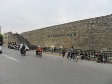 台城入口に到着
