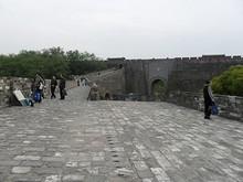 城壁と台城