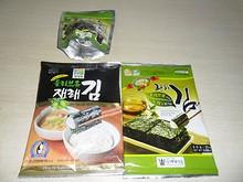 買ってきた韓国のり