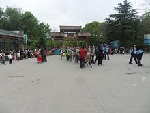 珍珠泉西門