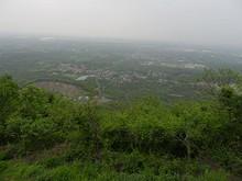 長城から見た北側の永寧鎮