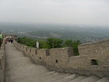 永寧鎮と長城