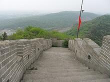 長城の東の端
