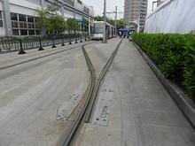 路面電車のポイント