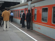 K782次快速列車14号車