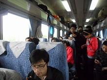 中国名物車内販売
