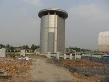 長江トンネルの通風塔