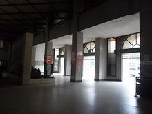 中山埠頭待合室入口