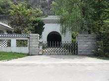 謎のトンネル入口