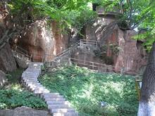 下りてきた階段