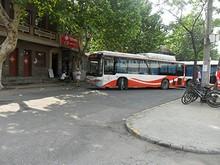 燕子磯バス停