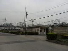 暁荘220kV変電所