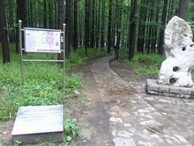 水杉園入口