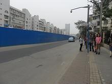 漢中門バス停