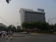 南京IVECOの社屋