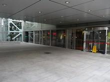 紫峰タワー展望室行きエレベータ入口