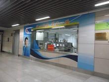 地下鉄のコントロールルーム