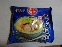 康师傅の日本風味豚骨ラーメン