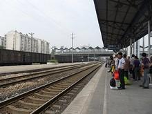 中華門駅1番ホーム