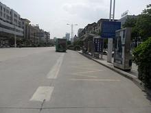 宣城駅前バス停
