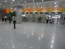 南京南バスターミナルチケット売場