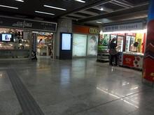 地下鉄新街口駅の商店