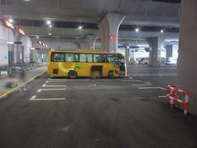 宣城行き高速バス