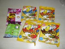 韓国と中国のお菓子ラーメン