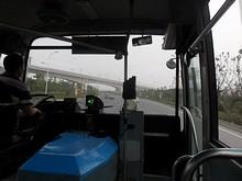 再び90番バスに乗車