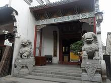 関王廟入口