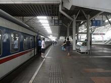 南京駅6番ホーム