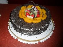 莎莉文に頼んでおいた誕生日ケーキ
