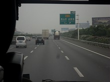 G42高速 158番出口「戚墅堰」