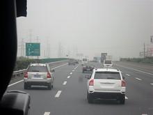 G42高速  G15W「南通、杭州方面」への分岐