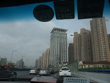 徐家汇の高層アパート群