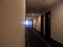景悦99客栈 施湾店の廊下