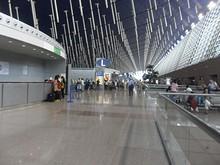 第一ターミナル出発階