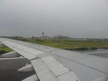 佐賀空港のターミナル