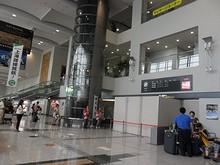 佐賀空港出発階