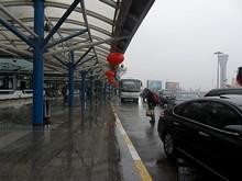 南京空港出発階