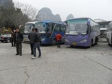 桂林駅行きバス