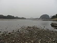 麗江と象鼻山