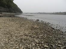 麗江にかかる橋