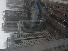 27階から見た景色(北側)