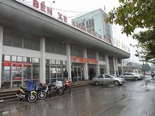 モンカイ・バスターミナル