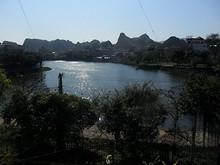 ランソンの湖